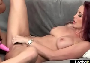 Teen Sexy Lesbians (Isis Love &amp_ Monique Alexander) Play On Camera mov-15
