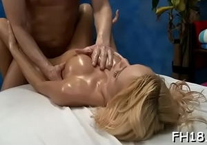 Hidden massage sex