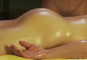 Erotic Anal Massage For His Ass