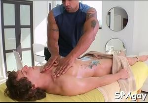 Dilettante homo massage videos