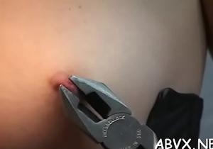 Sexy extreme slavery home porn