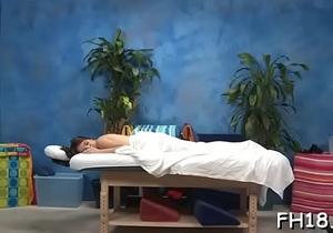 Massage cheerful ending movie scene