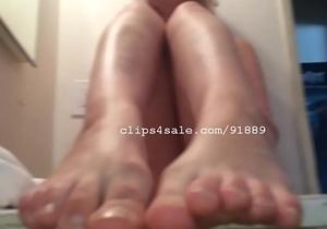 Foot Fetish - Misha Feet Video 2