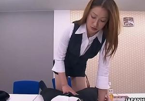 japanhdv New Office Lady Serina scene2 trailer
