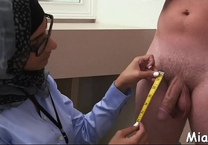 After shower arab playgirl gets nailed