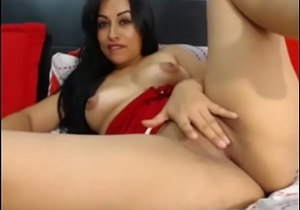 Latina live super tight hot pussy show