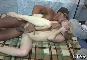 Teen taut pussy sex