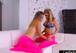 Sex Scene On Cam With Superb Teen Hot Lez Girls (Jessa Rhodes &amp_ Ryan Ryans) movie-16
