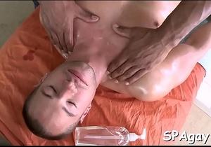 Pleasuring gay orall-service