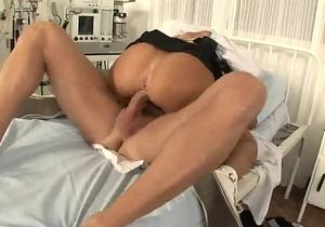 KIK: Alisas69 - Perfect Anal Sex Scene In Hospital