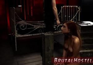 Extreme metal bondage Poor lil'_ Jade Jantzen, she just wished to have